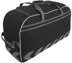 Zwarte Hummel Sporttas Team Bag Elite Zwart