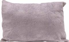 Myroundie - sierkussen - kussen - 40x60 cm - grijs - tre