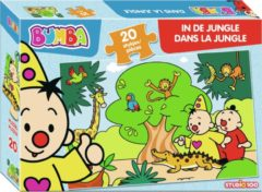 Studio 100 Bumba in de jungle legpuzzel 20 stukjes