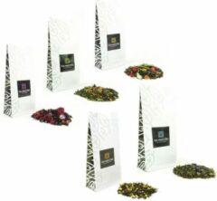 Dutch Tea Maestro Losse thee - Thee cadeaupakket - Thee pakket - 5 zakjes losse thee (diverse smaken)
