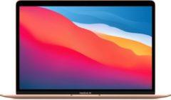 Apple MacBook Air (November, 2020) MGND3N/A - 13.3 inch - Apple M1 - 256 GB - Goud