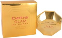 Bebe Glam 24 Karat By Bebe Eau De Parfum Spray 100 ml - Fragrances For Women