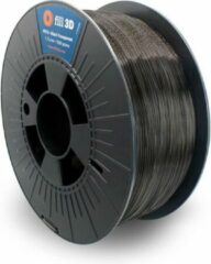 Fill 3D PETG Black Transparent (zwart transparant) 1 kg