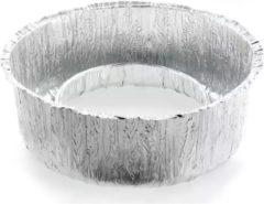 Cobb Aluminium Wegwerpkom (6 Stuks) Zilver