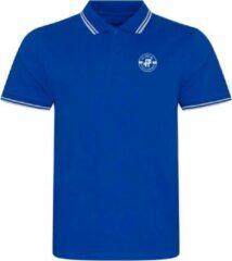 Blauwe FitProWear Casual Heren Poloshirt Maat M