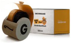 Groomarang 'O' Bear Bristle Baardkam