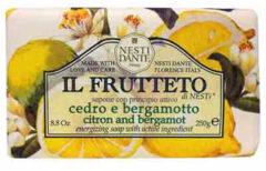 Nesti Dante Il Frutteto Citron&Bergamot (250 Gr)