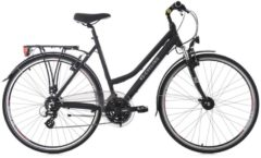 "Trekkingrad Damen 28"" Norfolk Tourenlenker KS Cycling schwarz"