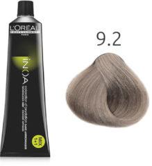 L'Oreal Professionnel L'Oréal - INOA - 9.2 Zeer Licht Parelmoerblond - 60 gr