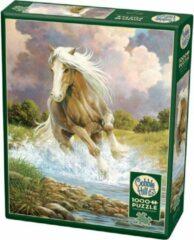 Cobble Hill Legpuzzel River Horse 1000 Stukjes