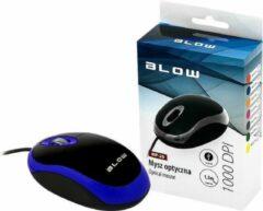 PROLECH Optische, bedrade muis WIRED MP-20 BLOW USB 100DPI blauw