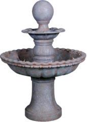 KLiNGEL Zweistöckiger Brunnen, Polyresin