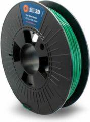 Donkergroene Fill 3D PLA Dark groen (donker groen) 0,5 kg