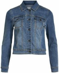 Blauwe Object Jack Jeans 23026129 Denim