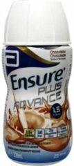 Abbott Ensure Plus Drinkvoeding Advanced Nutrition Chocolademelk 220ml