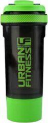 Urban Fitness Protein Shaker 700 Ml Groen
