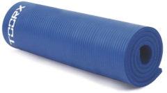 Blauwe Toorx Fitnessmat MAT-172PRO met ophangogen