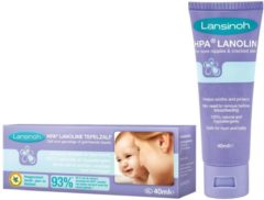 Earth Mama Angels Baby Lansinoh Lanoline tepelcrème 40 ml 10163