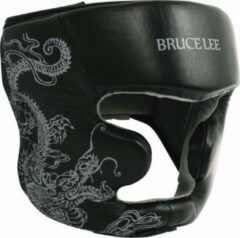 Bruce Lee Dragon Hoofdbeschermer - Leer - S/M