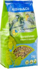 Allbirds-Co Allbirds&Co Strooivoer Vogels - Voer - 11 kg