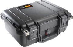Peli 1400 Waterdichte Camerakoffer Zwart zonder Interieur