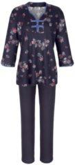 Schlafanzug Ascafa marine/blush/jade