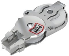 Pritt Navulcassette correctieroller refill cassette 4.2 mm Wit 12 m 1 stuk(s)