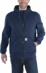 Carhartt - Wind Fighter Hooded Sweatshirt - Hoodie maat S, grijs/zwart/grijs/zwart/zwart/purper/blauw/beige/rood/blauw/zwar