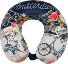 Robin Ruth Memory Foam Nekkussen Amsterdam Marine vintage
