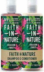 Faith in nature dragon fruit shampoo en conditioner