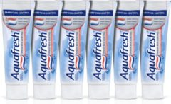 Aquafresh Tandsteen - 6x 75 ml - Tandpasta