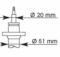 KYB Schokdemper Ultra SR Vooras
