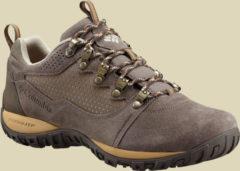 Columbia Peakfreak Venture Low Suede WP Men Herren Wanderschuh Größe UK 8 major, ancient fossil