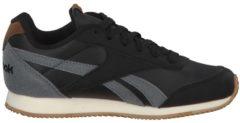 Sneaker Royal Classic Jogger 2 mit Schnürung CN1343 Reebok BLACK/GRAPHITE/CREAM