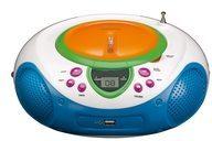 Lenco Kinder UKW-Radio mit CD/MP3 Player & USB-Anschluss »SCD-40 USB Kids«