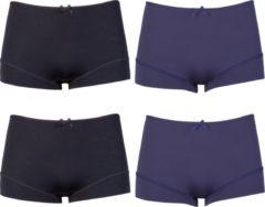 Donkerblauwe RJ Bodywear 4-pack: Ultra Donker - XL