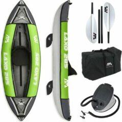 Aqua Marina SUP board - groen,grijs,wit