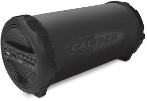 Afbeelding van CALIBER Bluetooth speaker HPG407BT - zwarte portable speaker met FM radio, SD,aux in en oplaadbare accu / bestseller