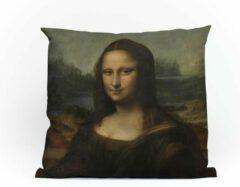 Groene Sierkussens | Mona Lisa | Interieur | 50CM X 50CM | topkwaliteit