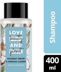 Love Beauty and Planet Volume and Bounty Coconut Water & Mimosa Flower Shampoo 400 ml