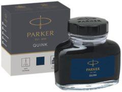 Bruna Vulpeninkt Parker Quink permanent 57ml blauw/zwart