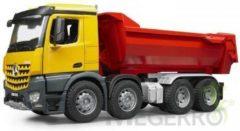 Rode Bruder 03623 - Mercedes-Benz Arocs Halfpipe Dumper - Vrachtwagen