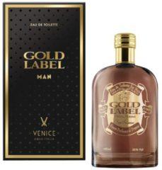 Venice Aqua Italia, Gold Label MAN 125 ml EDT