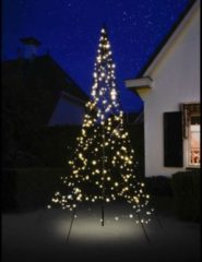 Fairybell Kerstverlichting - 300 cm - Warm wit - 360 LEDs - LED Kerstboom