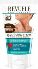 Revuele Slim & Detox Caffeine sculpting cream chin/neck/deco