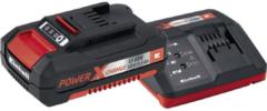 Einhell Power X-Change Einhell 4512021 Starter Kit mit 1,5 Ah Akku & Ladegerät + 2,0 Ah Akku Power X-Change