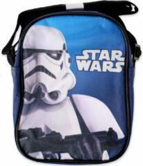 Witte Star Wars schoudertas Stormtrooper