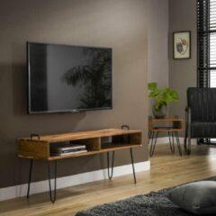 Naturelkleurige Davidi Design Quadro TV-meubel