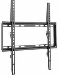 LogiLink BP0036 55 Zwart, Roestvrijstaal flat panel muur steun