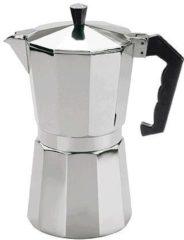 Cilio Espressokocher Classico 6 Tassen Aluminium m.Planboden
